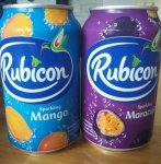 Woolworth ~ Rubicon Sparkling Mango & Maracuja 330 ml  nur 0,29 € zzgl. 0,25 € Pfand
