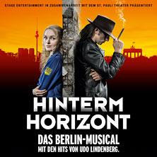 Hinterm Horizont: Musical Tickets ab 44 €