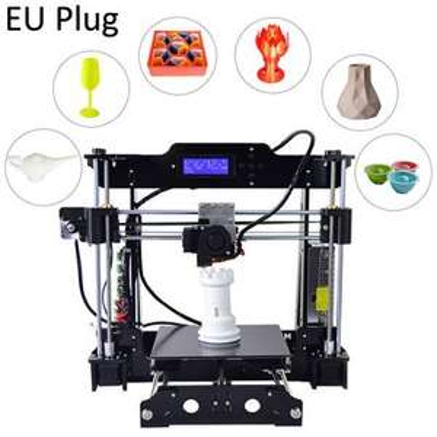 Schon wieder: [GearBest] Acrylic 3DCSTAR P802-MHS 3D Printer im Flash Sale