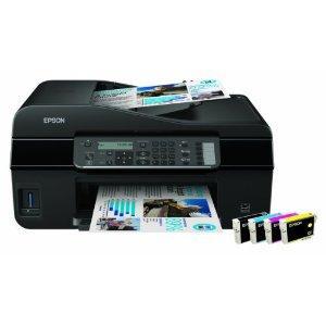 Epson Stylus Office BX305FW Plus.   Drucken, Scannen, Kopieren, Faxen, Wifi. Mit Cashback 55 €