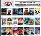 Einen Film nach Wahl für 0,99€ bei Wuaki.tv leihen (darunter viele HD)