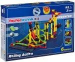 Die Kugel ins Rollen bringen: Fischertechnik 516183 - Rolling Action, Kugelbahn für 27,99 € @ Prime Day Blitzangebote