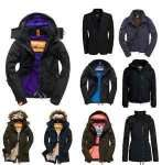 Superdry Jacken für Männer und Frauen Versch. Modelle und Farben @eBay