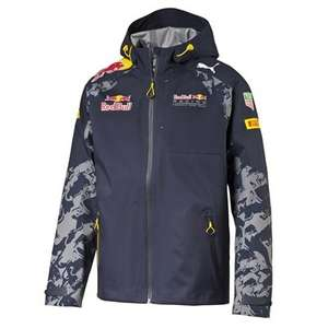 RED BULL RACING TEAM REGENJACKE in Größe S