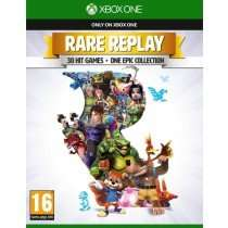 Rare Replay (Xbox One) 30 Spiele-Klassiker für 11,84€ (TheGameCollection)