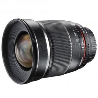 Walimex pro 24mm f1.4 CSC [Sony E] E-Mount Objektiv