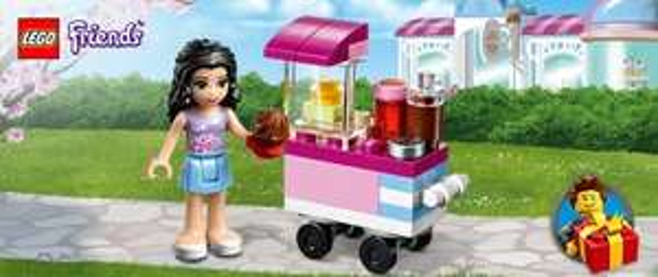 Lego Friends Cupcake Stand gratis bei 30€ MBW - LegoShop