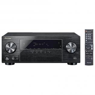 (Redcoon) Pioneer VSX-531 5.1 AV Receiver für 298,99€