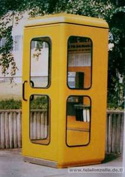 [Potsdam] Telekom Telefonzelle