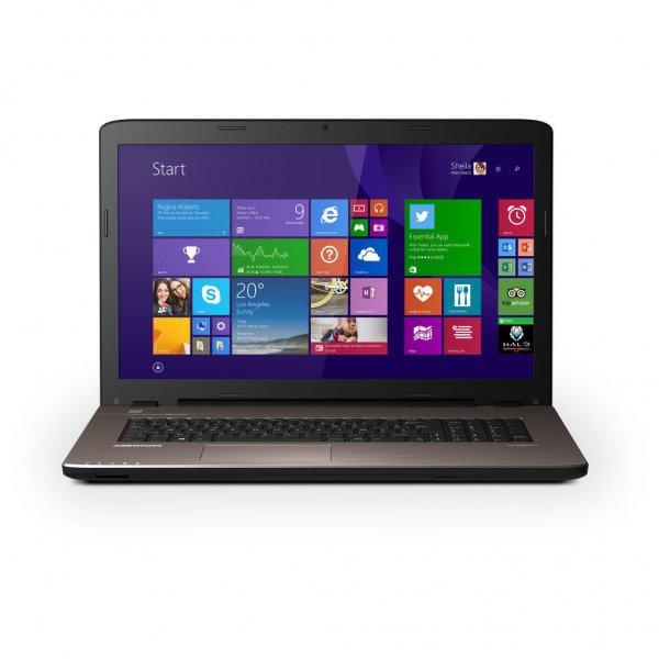 """Medion Akoya E7416 HD 17,3"""" 1600x900HD Notebook I5 5200U, 4GB Ram (1600MHZ), DVD Brenner, 1TB SSHD, 8GB Flash, Win 8.1 [B-Ware] für 399,99€ @Medion via ebay"""