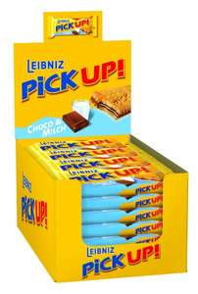 24er Karton Pick-Up Choko + Milch (Amazon)