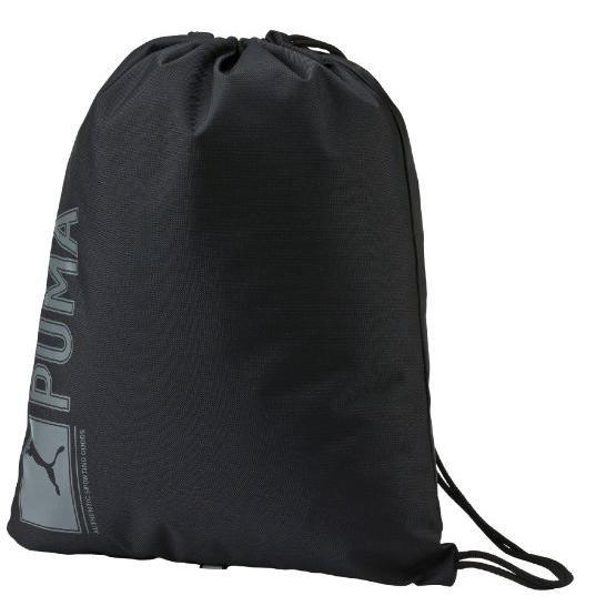 Puma Turnbeutel Pioneer Gym Sack in schwarz für 3,41€ als [Amazon Plusprodukt] statt ca. 8€