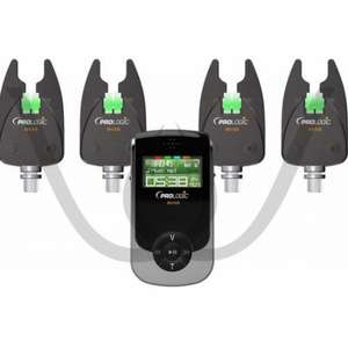 [online] Angler PROLOGIC Polyphonic Wireless USB Alarm VTSW Set 3+1 Bissanzeiger