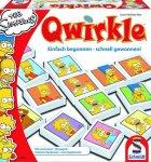 [GLOBUS MAINTAL] Qwirkle Simpsons / Star Wars / Disney für nur 9,99€
