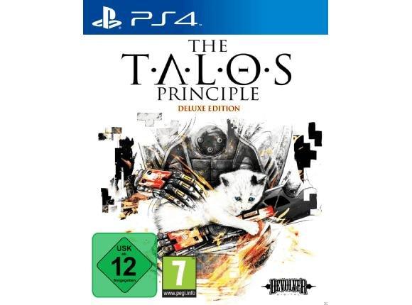[Saturn.de] The Talos Principle (Deluxe Edition) PS4 für 9,99€
