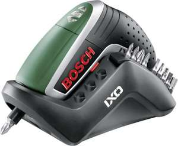 Bosch IXO IV Akku-Schrauber 3.6 V Li-Ion für 27,44 € @ conrad.de