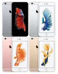 Apple iPhone 6s 16 GB *refurbished* spacegrau, silber, gold, rosé