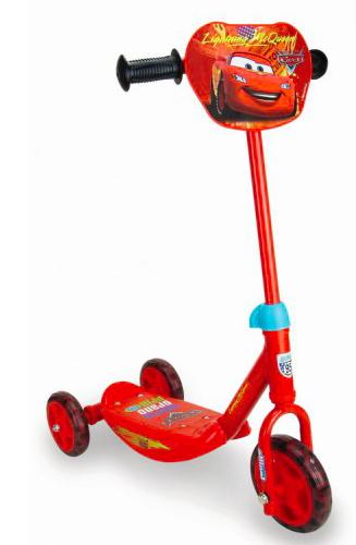 Kinder Roller mit Cars Aufdruck von Smoby für 17,94€ inkl. VSK bei [SpieleMax] statt ca. 25€