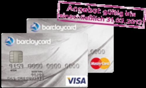 Barclaycard Platinium Double gratis + 30€ Cashback