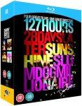 The Danny Boyle Collection: 127 Hours + Sunshine + Slumdog Millionär + 28 Days later Blu Ray (OT) (Zavvi)