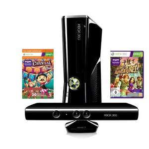 [PREISFEHLER] Amazon: XBOX 360 + Kinect + Carnival + Kinect Adventures + Mass Effect 3 nur 199,97€