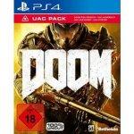 [Lokal Paderborn MM] DOOM + UAC Pack PS4 + XB1 für je 30€