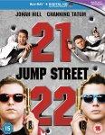 @zavvi: 21 Jump Street/22 Jump Street Double Pack [Blu-ray+ UV Copy] mit O-Ton inkl. Vsk für 6,05€