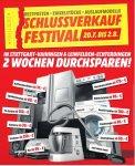 [Lokal Media Markt Stuttgart Leinfelden-Echterdingen & Vaihingen] Angebote im Rahmen des Schlussverkauf-Festivals!