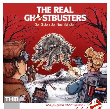 """Gratis: Download Hörspielserie  """"Ghostbusters"""" Fanprojekt"""