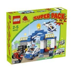 [Offline real FS] Lego Duplo Polizei Super Pack (66393) für nur 39,95 EUR