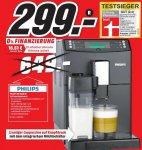 [Mediamarkt Duisburg] Philips HD8834/01 Kaffeevollautomat in beiden Märkten für 299€