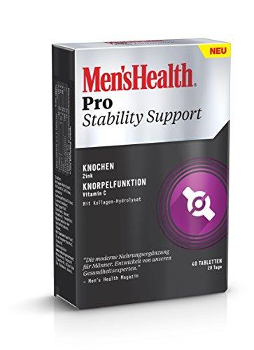 Mens Health Pro Stability Supp 40 Stück für 2,71€ Nahrungsergänzungsmittel im [Amazon Sparabo] statt ca. 14€