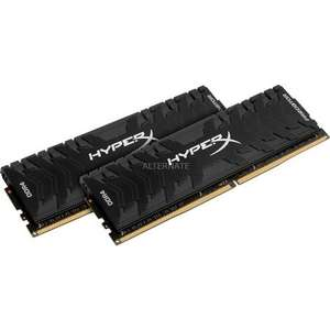 "[ZackZack] Kingston HyperX Predator-Kit ""DIMM 16 GB DDR4-3000"" für 89,90 €"