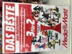 Media Markt Halstenbek: Amiibo 3 für 2
