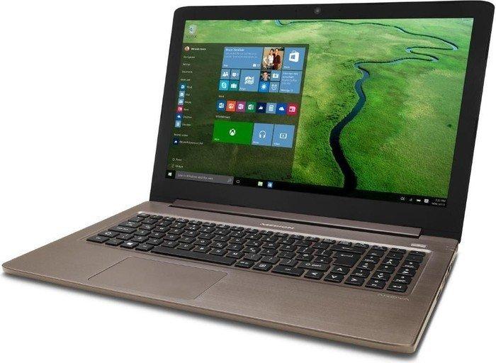 Medion Akoya S6417 Notebook (MD 99576) für 499 € - 15,6 Zoll | FullHD matt | Intel Core M-5Y31 | 8 GB RAM | 256 GB SSD | Windows 10