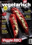 """epaper Monday: """"vegetarisch fit"""" Zeitschrift (Ausgabe 4/2016)"""