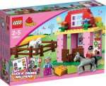 (Amazon.it) Lego Duplo - Pferdestall (10500) für 20,56€