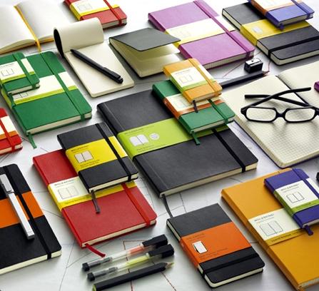 Bis morgen gratis Versand + bis zu 50% Rabatt im Sale bei Moleskine, Notizbücher ab 8,45€ *UPDATE*