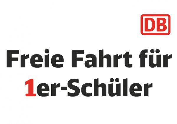 [Bayern] Am 01.08.2016 mit einer 1 im Zeugnis gratis mit der Bahn (IRE, RE, RB, S) fahren