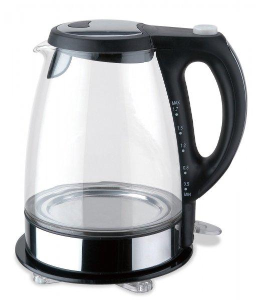 [ebay] Karcher WK 225 Wasserkocher aus Glas 1,7 Liter beleuchtet Edelstahl-Heizelement für 19,90 €