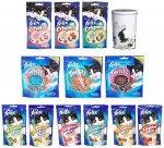 [Amazon PRIME] Felix Multipack, 12 x Katzen-Snacks mit Metall-Leckerli-Dose für 10,99€ statt 16,89€