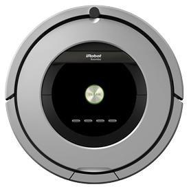 [Saturn online] IROBOT Roomba 886, Staubsauger-Roboter, Silber 549€