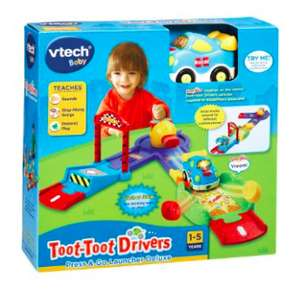 vTech Toot-Toot Drivers Press and Go Launcher Deluxe für 8,90€ mit [Amazon Prime] statt ca. 19€ (UK-Import)