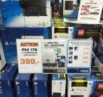 PS4 1TB + 2ten Controller + Uncharted 4 für 299€ (Lokal Hamburg Altstadt)