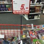 Amiibos für 5 Euronen im Media Markt (Berlin)