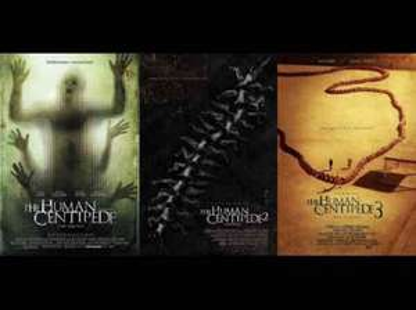 The Human Centipede —Der menschliche Tausendfüßler (US - Uncut) Trilogie