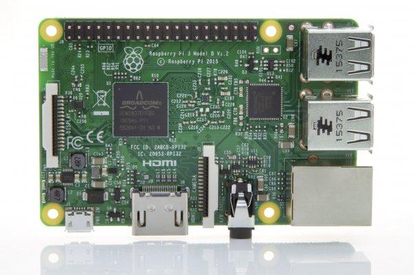 Raspberry Pi 3 im Angebot 35,55€ inkl. Versand