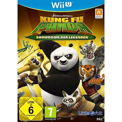 [Toys R Us] Kung Fu Panda: Showdown der Legenden (Wii U) für 7,92€ inkl. VSK statt 12€