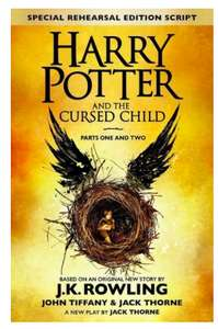 Nur offline: Harry Potter and the Cursed Child für 17,99€ bei [Thalia] statt ca. 20€