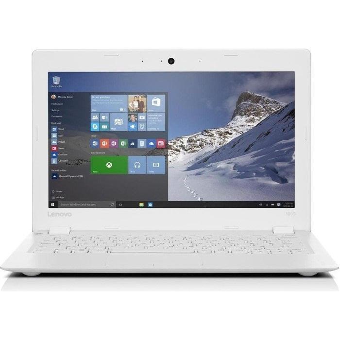 "Lenovo IdeaPad 100S-11IBY für 177€bei Arlt - Atom Z3735F; 2GB RAM; 32GB Flash; 11,6""; Win 10; 1kg; 7h Akkulaufzeit"